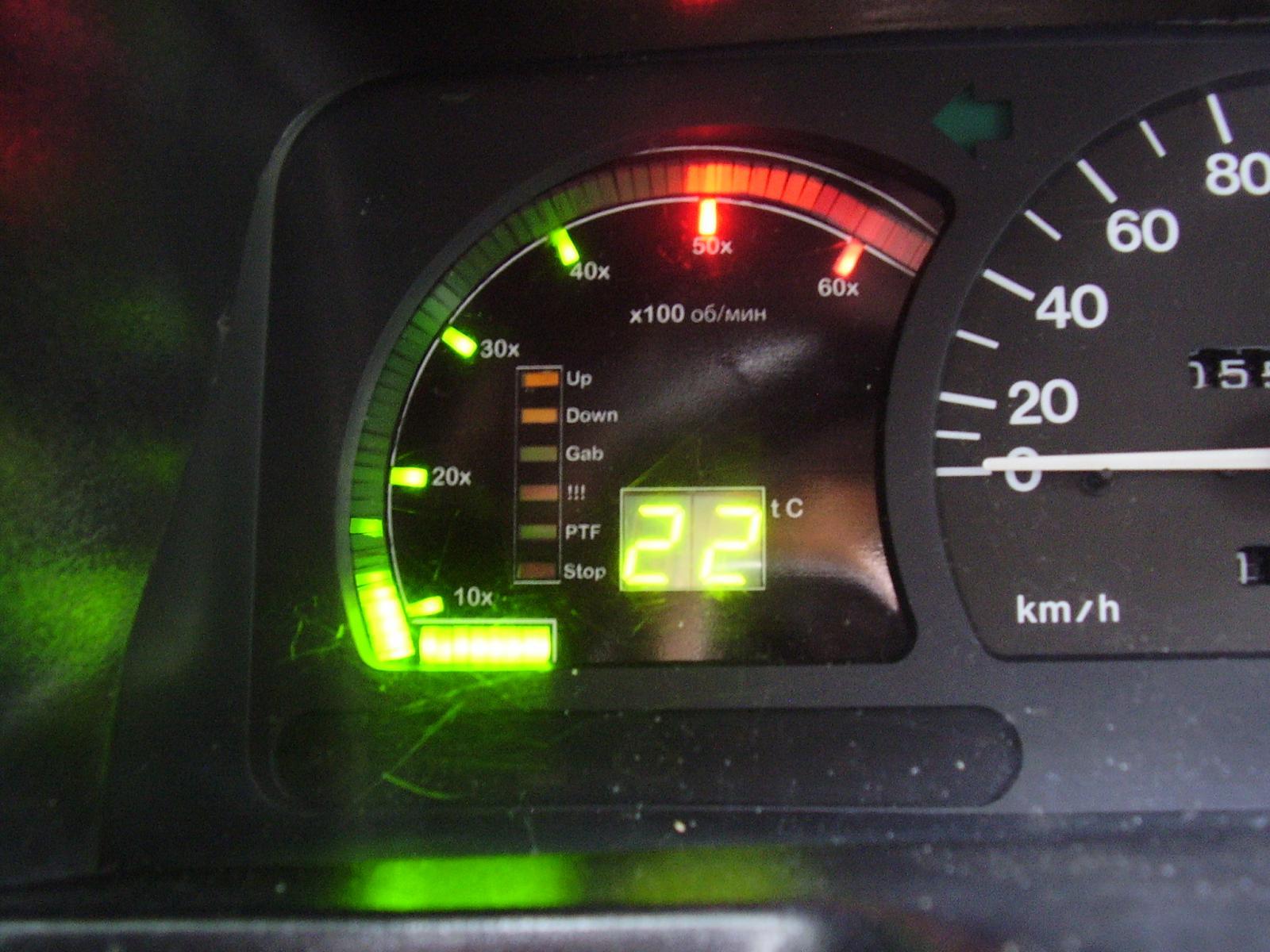 Электронные приборы на авто своими руками 1